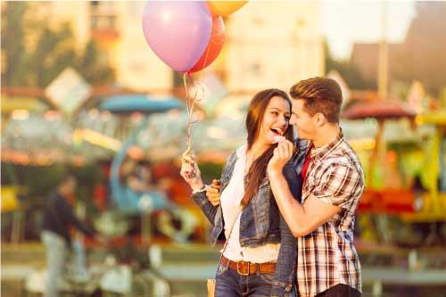デートで行きたい場所