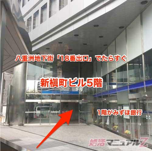 IBJメンバーズ東京店ビル
