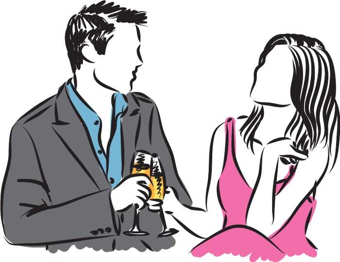デートでは男性がおごる